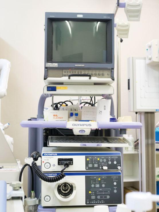 胃カメラ用内視鏡スコープ